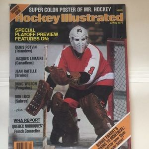 Other - Hockey Illustrated Vintage Magazines (3).